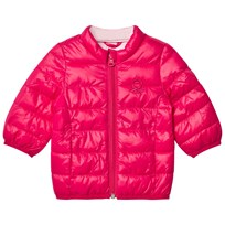 United Colors of Benetton Puffa Jacka Rosa Pink