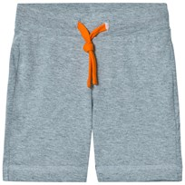 United Colors of Benetton Jersey Shorts Grey Musta