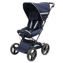 carena Möja Travel Stroller 2017 Navy Marinblå