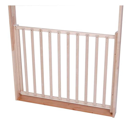 Carena Torshamn Baby Gate Natural Natural