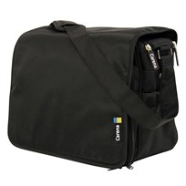 carena Koster Changing Messenger Bag Black Black