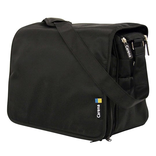 Carena Koster Skötväska Messenger Bag Svart Black