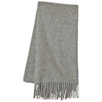 Little Remix Kendall Scarf Light Grey Melange Light Grey Melange