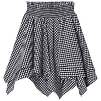 Little Remix Jr Amy Skirt Black/White Black/White Check