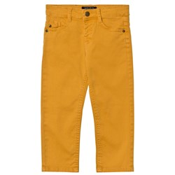 Mayoral 5 Pocket Chinos Mustard
