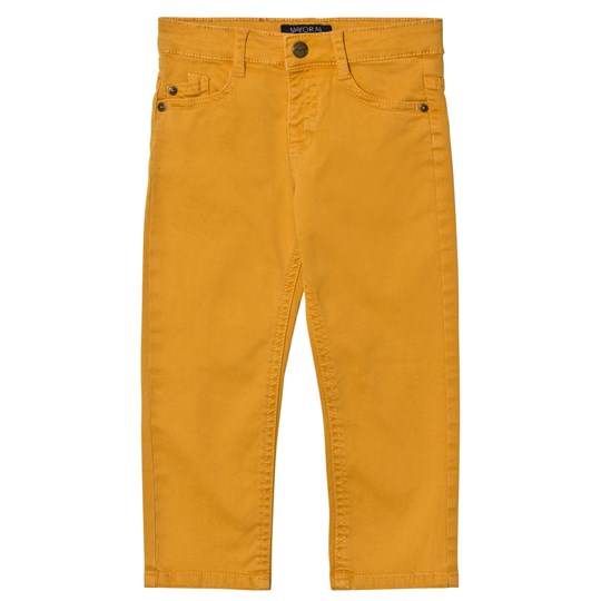 Mayoral 5 Pocket Chinos Mustard 61