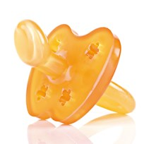 Hevea Hevea Pacifier Flower 3-36 Months Natural Rubber