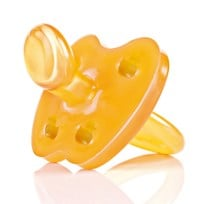 Hevea Hevea Pacifier Duck 3-36 Months Natural Rubber