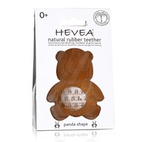 Hevea Hevea Teether Panda 0+ Months Natural Rubber