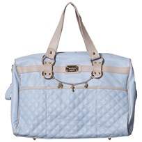 Mayoral Blue Faux Leather Quilted Changing Bag 34