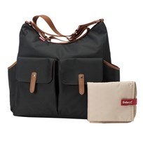 Babymel Frankie Changing Bag Black Black