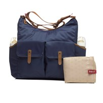 Babymel Frankie Changing Bag Navy Navy