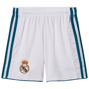 Image of Real Madrid Real Madrid ´17 Junior Home Shorts 13-14 years (2743715797)