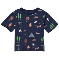 Stella McCartney Kids Explorer Arrow Tröja Marinblå 4099