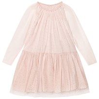 Stella McCartney Kids Misty Hotfix Klänning Ljusrosa 5769
