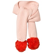 Stella McCartney Kids Elvira Pom Pom Scarf 5769