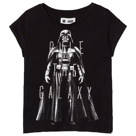 GAP Star Wars™ Graphic Cap Tee True Black TRUE BLACK