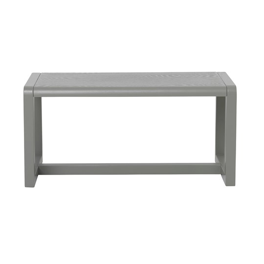 ferm LIVING Little Architect Bench Grey Sort