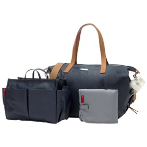 Image of Storksak Noa Changing Bag Navy (2744497507)
