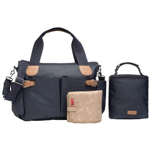 Image of Storksak Kay Changing Bag Navy 1010 (3125339131)