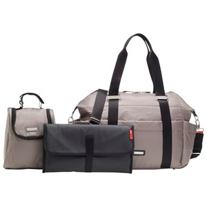 Image of Storksak Sandy Changing Bag Taupe 1010 (2743793379)