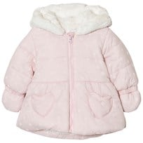Absorba Pale Pink Padded Coat 30