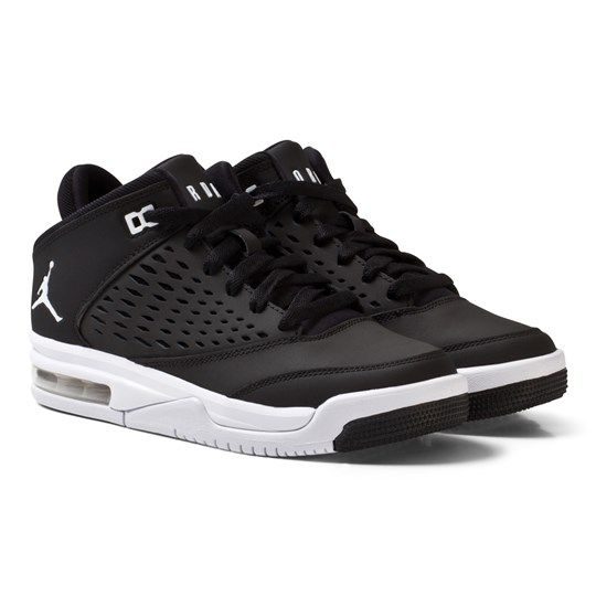 Air Jordan Jordan Flight Origin 4 Shoe Black Black