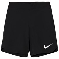 NIKE Black Flex Ace Tennis Shorts Musta