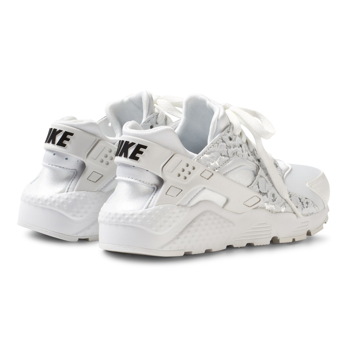 Nike Huarache Run Junior Skor Vit NIKE 214140_SUMMITWHI