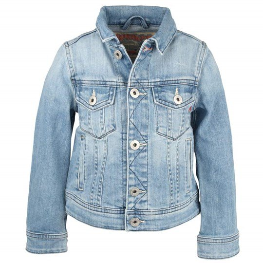Replay Jacket Denim Blue