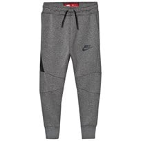 NIKE Tech Fleece Pants Gray CARBON HEATHER/ANTHRACITE