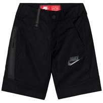 NIKE Woven Tech Shorts Svart BLACK/BLACK/ANTHRACITE