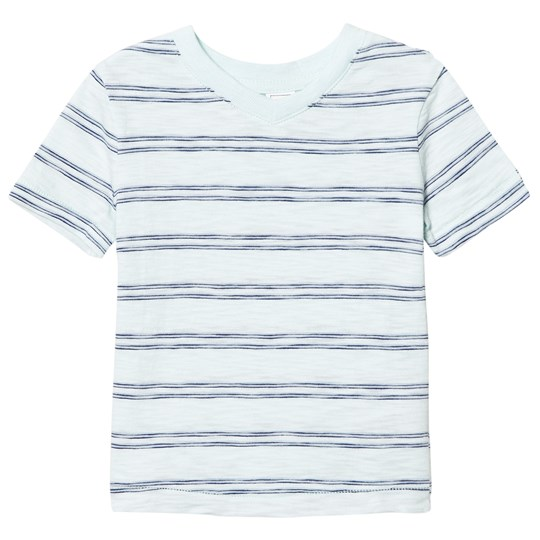GAP Double Stripe Slub Tee Glass of Water Glass Of Water