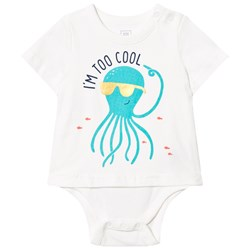 GAP Seafaring Graphic Body Double Body New Off White