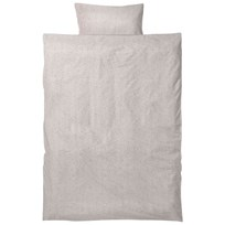 ferm LIVING Hush Bedding - Milkyway Cream Baby Set Cream