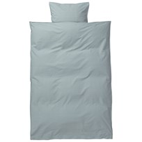 ferm LIVING Hush Bedding - Dusty Blue Junior Set Dusty Blue