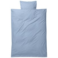 ferm LIVING Hush Bedding - Light Blue Baby Set Dusty Blue