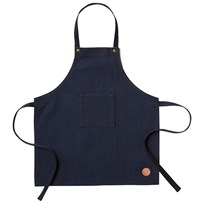 ferm LIVING Kids Apron - Blue Blue