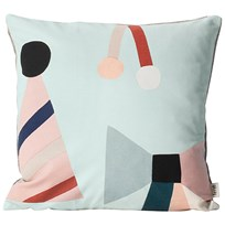 ferm LIVING Party Cushion - Mint Mint