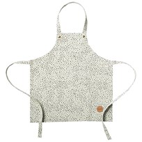 ferm LIVING Kids Apron - Mint Dot Mint