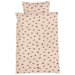 ferm LIVING Rose Rabbit Bedding - SE Junior Set