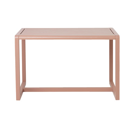 ferm LIVING Little Architect Table Rose Rosa