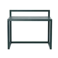 ferm LIVING Little Architect Desk Dark Green dark green