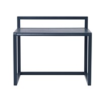 ferm LIVING Little Architect Desk Dark Blue Dark Blue