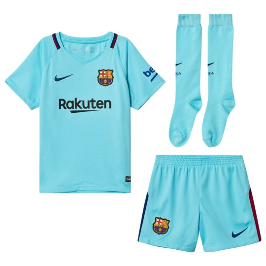 Barcelona FC FC Barcelona Away Kit POLARIZED BLUE/DEEP ROYAL BLUE