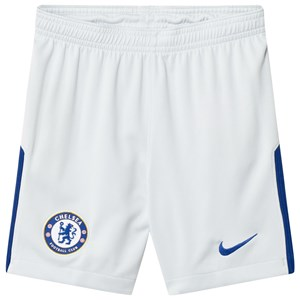 Image of Chelsea FC Chelsea FC Silver Junior Stadium Shorts L (12-13 years) (2743722381)