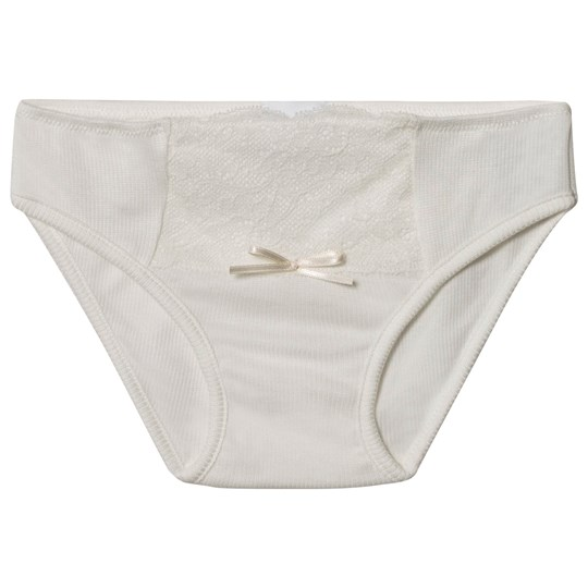 La Perla White Panties Lace White