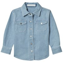 Stella McCartney Kids Denim Dallas Skjorta Blå 4160