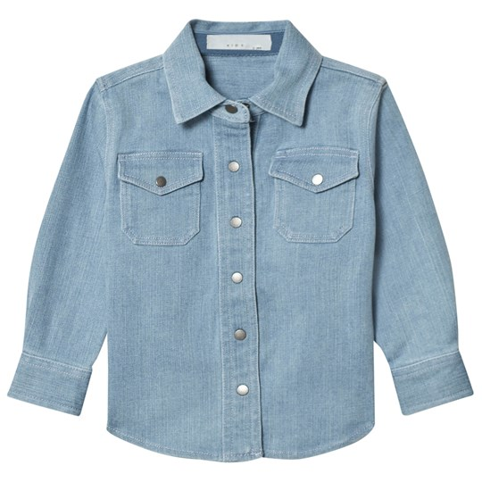 Stella McCartney Kids Blue Denim Dallas Shirt 4160