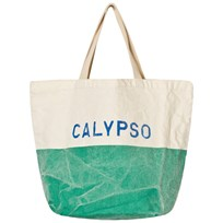 Bobo Choses Calypso Petit Tote Bag Green